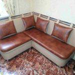 Перетяжка кухоннaой мебели в Саранске фото