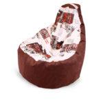 Кресло-груша Шоколад