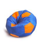 Сине-оранжевый